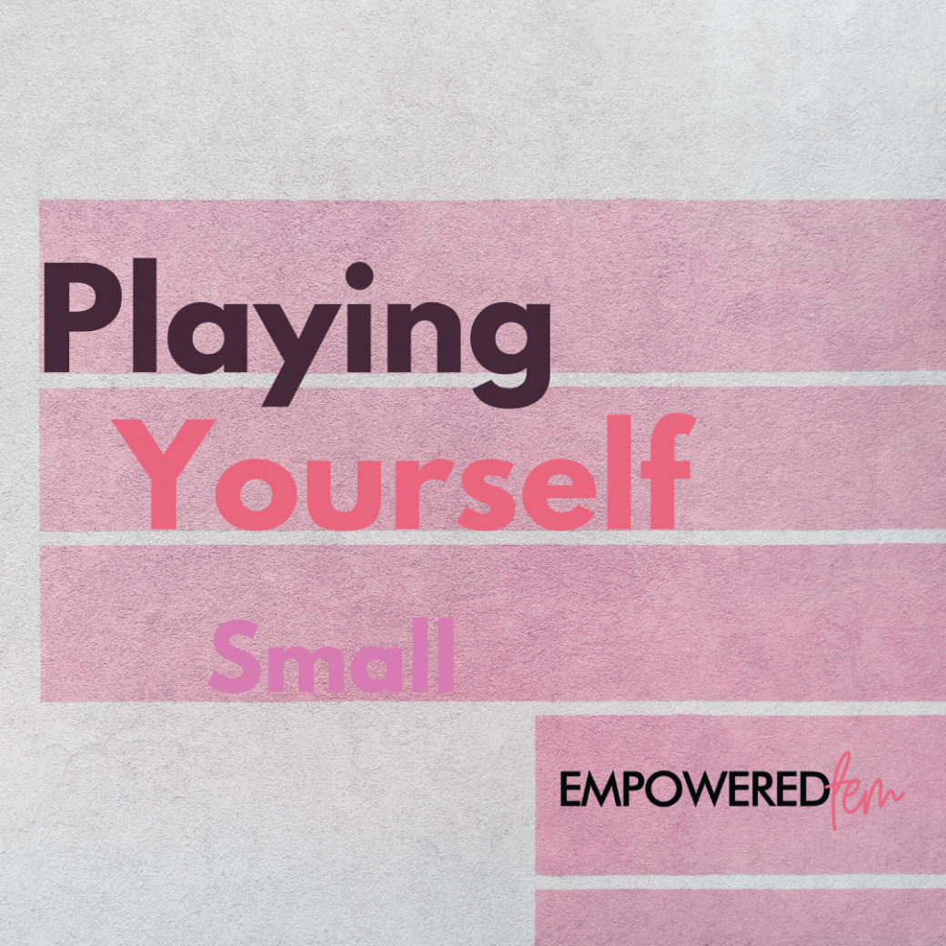 playing yourself small blog header 1 1040x1040 - Playing Yourself Small