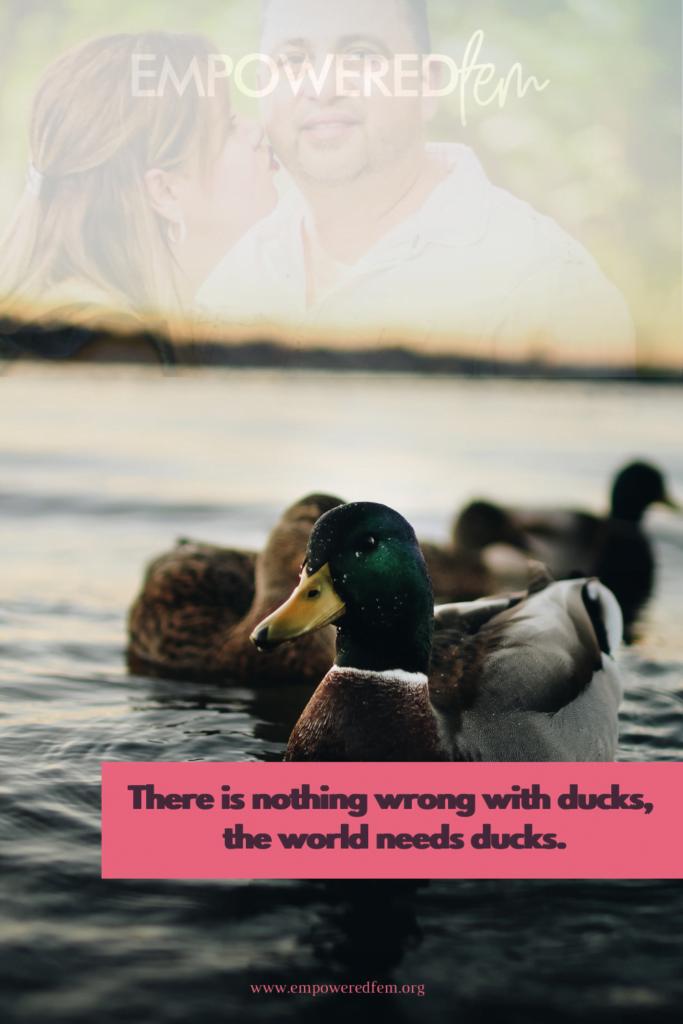 DucksvsEagles Zoraida 683x1024 - The Importance of Forgiveness