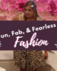Fun Fab Fearless Fashion Cover 80x100 - The One Thing That Will Change Your Life: Positive Thinking