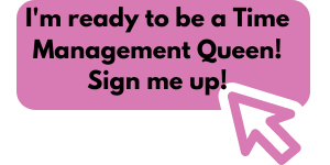 Im Ready to be a TM Queen Button - The Importance of Forgiveness