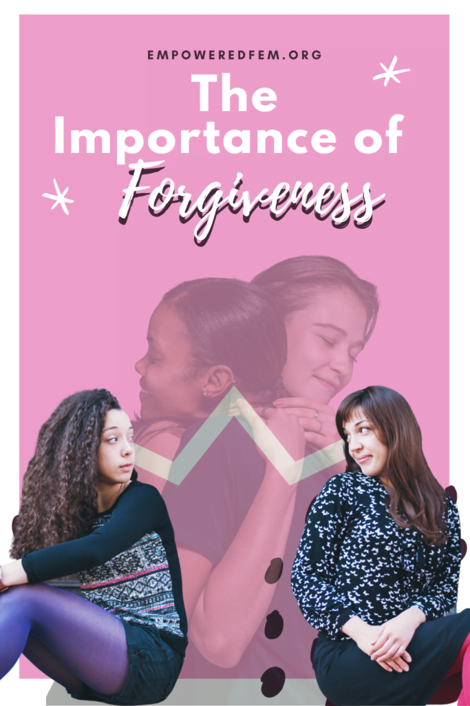 Importance of Forgiveness 683x1024 - The Importance of Forgiveness
