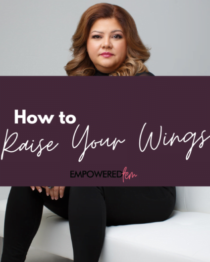 How to 424x530 - How to Raise Your Wings