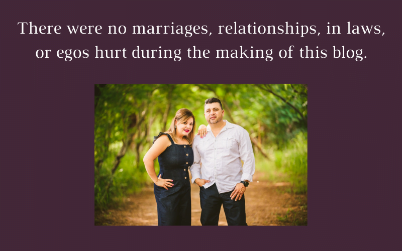 Updated April 2021 Blog Graphics 1 - 10 Rules for an Empowered Marriage