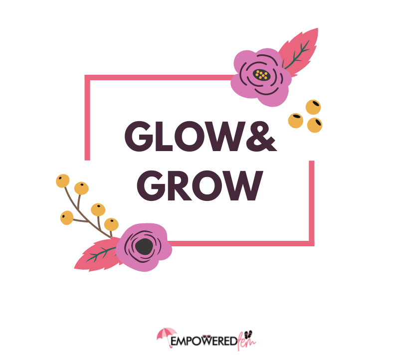 PS Bloom and Grow May blog Graphic e1622336223971 - An Empowered Fem Chat: Then & Now